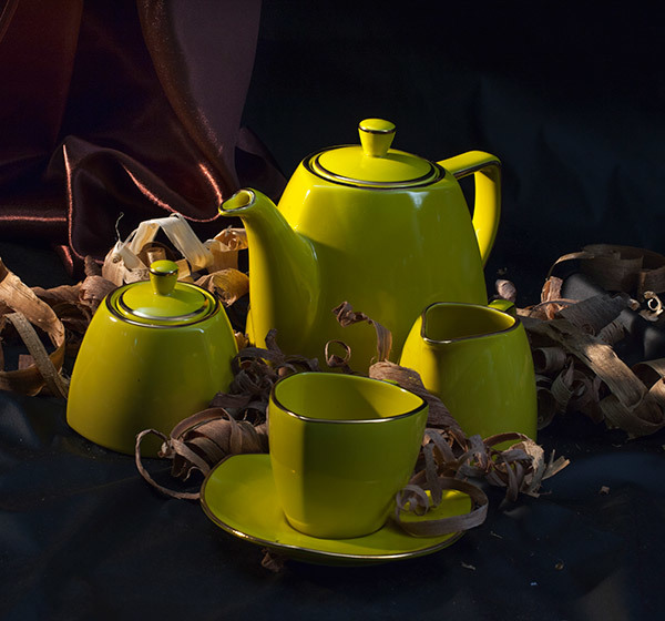 15 Pcs Tea Set 10