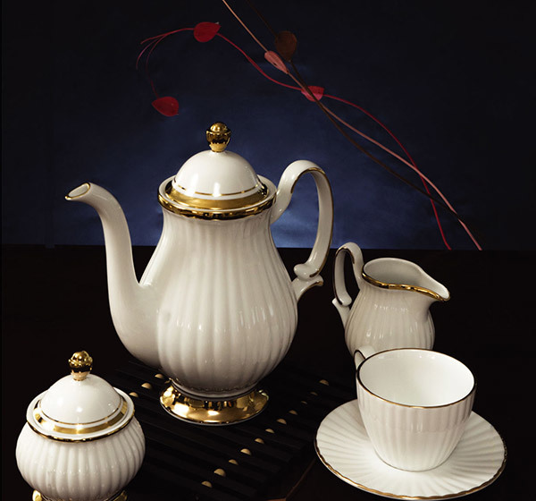 15 Pcs Tea Set 8
