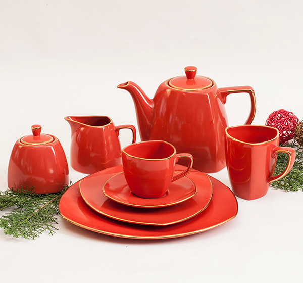 15 Pcs Tea Set 9