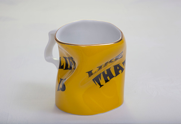 Coffee Mug (Zigzag)