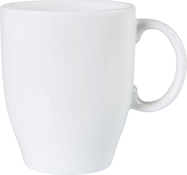 Coffee Mug Tall (87x87x110mm) 380cc